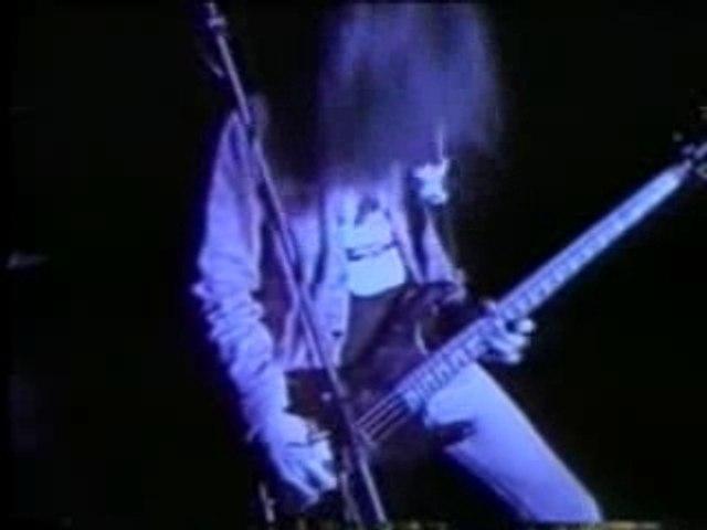 Metallica - Cliff Burton Solo Basse