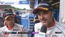 FIA WTCC - Yvan Muller took pole in Spa - Belgium 2014