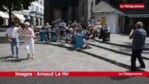 Saint-Brieuc. Fête de la musique : premières notes et premiers pas de danse en ville