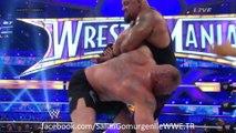 Undertaker vs. Brock Lesnar | WrestleMania XxX (Türkçe Anlatım)