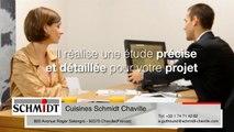 Cuisinistes Chaville magasins de cuisines Schmidt aménagement cuisines