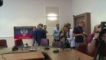 Donetsk: les séparatistes rejettent le plan de paix de Kiev