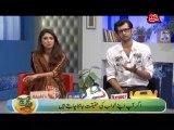 Mehrban Ali in Abb Takk News Cafe Morning Show