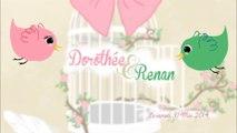 Dorothée et Renan : le plus beau jour de notre vie