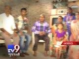 14 Gujarat workers stranded in Iraq return home, Valsad - Tv9 Gujarati