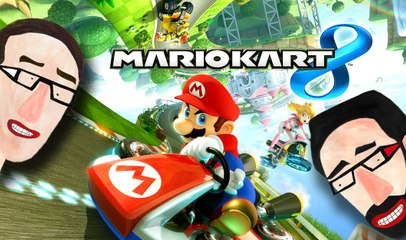 Voxel 33#  On teste MARIO KART 8 en voiture !