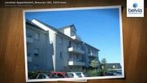 Location Appartement, Beauvais (60), 545€/mois