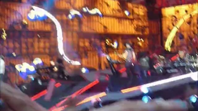 One Direction - Where We Are Tour France