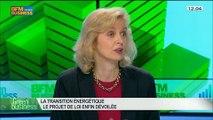 Loi sur la transition énergétique: Projet enfin dévoilé: Patricia Laurent, dans Green Business – 22/06 1/5