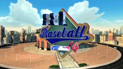 Trailer de R.B.I. Baseball 14