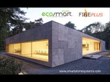 FIREPROOF wall cladding - STONE wall veneer - Perfect for BAL Bush FIRE areas.