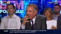 BFM Politique: L'interview BFM Business, François Bayrou répond aux questions d'Emmanuel Lechypre - 22/06 2/6
