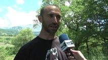 Hautes-Alpes: Fabien Gascard, à lui tout seul, gère habitants