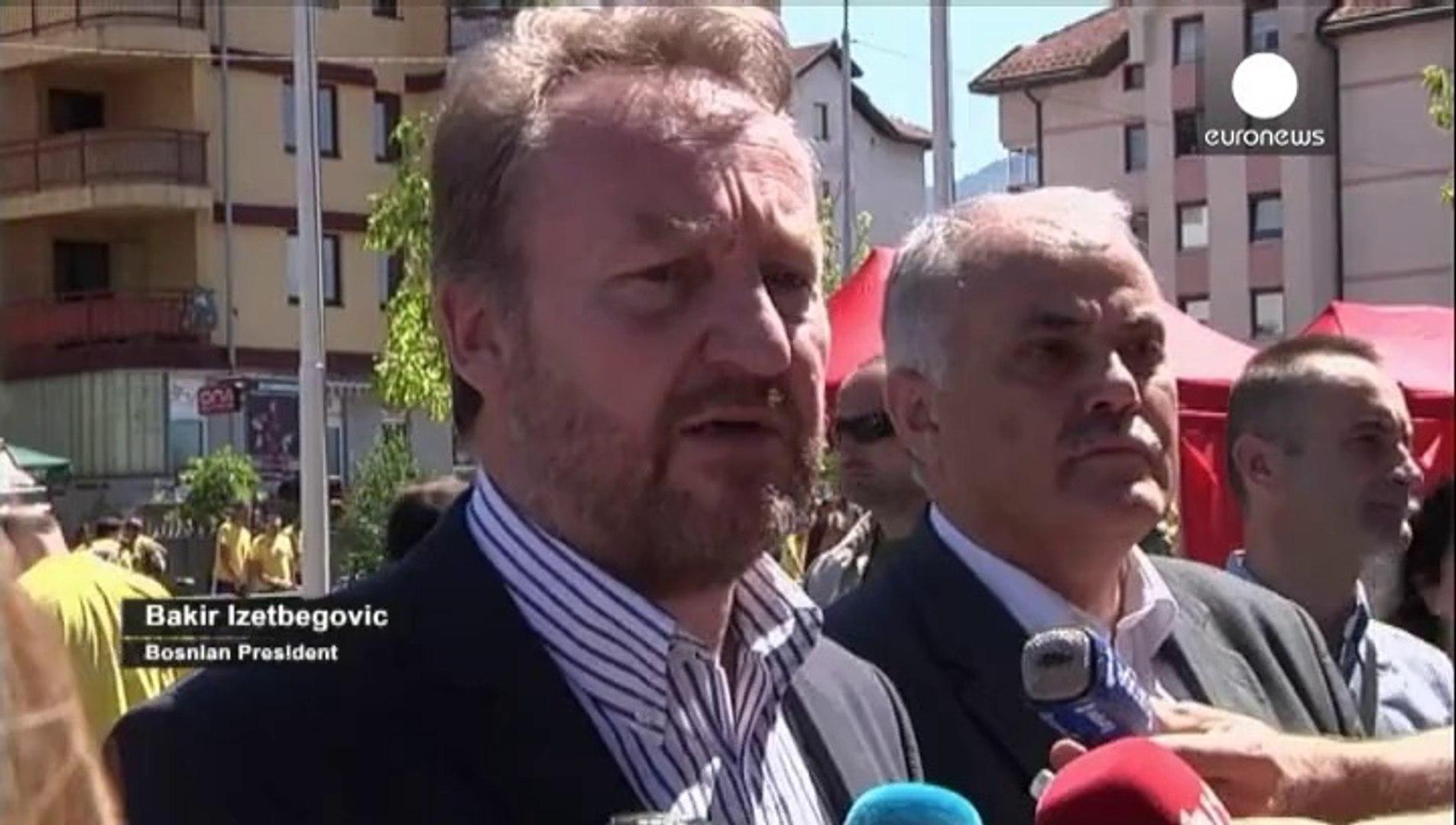 In bicicletta a Sarajevo per ricordare la Grande Guerra e per la pace