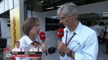 F1 2014 - 08 Austrian GP - Post-Race  Delight for Williams