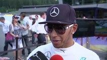 F1 2014 - 08 Austrian GP - Post-Race  Great start was key for Hamilton