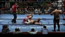Osamu Nishimura & Koji Doi vs. Yutaka Yoshie  & Masato Shibata (AJPW)