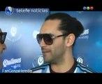 Gonzalo Heredia Bar Quilmes Previa Argentina-Iran Mundial 2014
