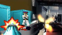 Wolfenstein: The New Order Easter Egg Wolfenstein 3D