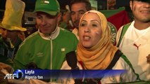 World Cup: Algeria fans delighted with historic win