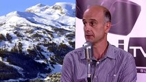 Alpes de Haute-Provence : Patrick Bouvet, maire d'Uvernet-Fours (Pra-Loup)