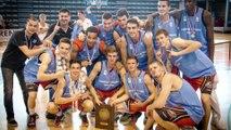 U18 Elan Béarnais Champions de France 2014 Basket-ball