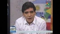 Le doigt d'honneur de Maradona au président de la Fédération argentine de football