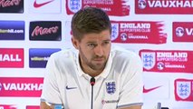 Steven Gerrard questions claims of England player disloyalty