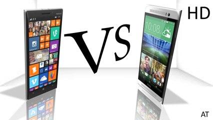 Nokia Lumia 930 Vs HTC One E8