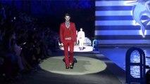 """PHILIPP PLEIN"" LIVE Menswear Spring Summer 2015 Milan Full Show by Fashion Channel"