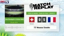 Top 5 des buts du 2nd tour du Mondial avec les commentaires RMC Sport !