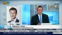 Tendances sur les marchés obligataires: ralentissement de l'activité de la zone euro: Yannick Lopez, dans Intégrale Bourse – 23/06