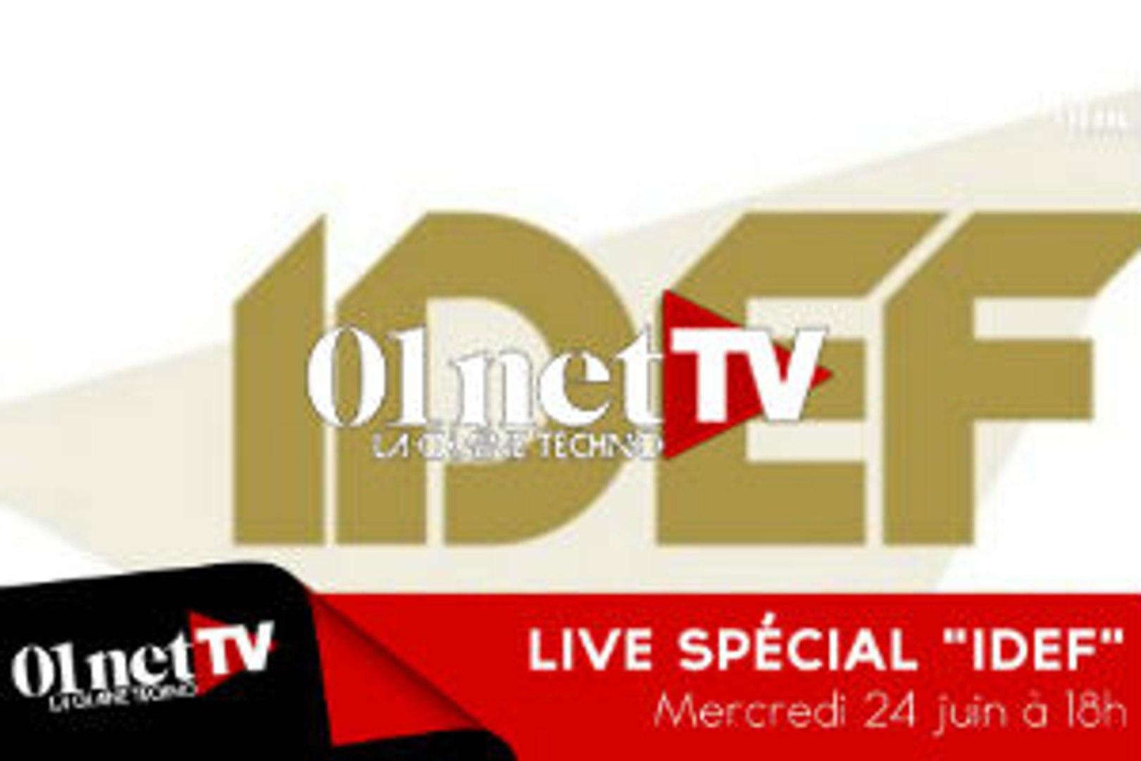 Grand Live spécial jeux vidéo à Cannes (vidéo)