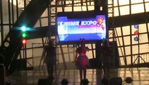 (pamyu rangers) kyary pamyu pamyu pon pon pon en anime expo evolution 2014