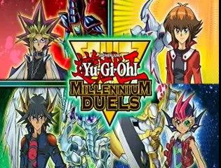 Dernier combat sur YuGiOh Millennium Duels !