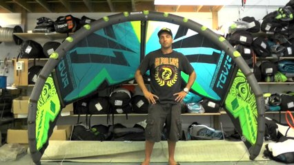Naish kiteboarding Pivot 2015