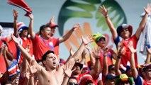 "Costa Rica - Wanchope : ""Nous voulons impressionner le monde"""