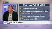 La minute d'Olivier Delamarche : L'économie US va suivre l'exemple de l'économie japonaise