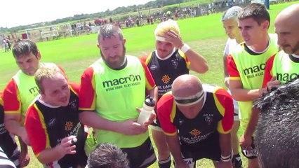 Oursbelille-Bordères Rugby Club Champion de France, les coulisses d'une victoire