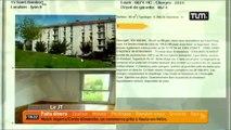 Une agence immobilière éphémère à Lyon