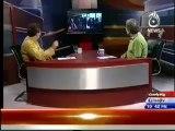 Shame on You Passengers Says To Dr. Tahir ul Qadri And His Revolutionaries:- Nusrat Javed