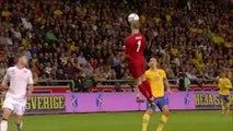 Relembre o gol de Ibrahimovic que venceu o Prêmio Puskas de 2013