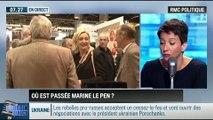 RMC Politique : Marine Lepen n'a pas réussi à constituer un groupe au parlement européen – 24/06