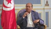 FACE A NOUS - Moncef Marzouki - Tunisie - partie 2
