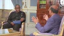 FACE A NOUS - Moncef Marzouki - Tunisie - partie 3
