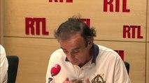 """Éric Zemmour : """"Valls est à la tête d'un gouvernement de pompiers"""""""