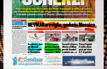 CALCIOINFO - Rassegna stampa 24-06-2014