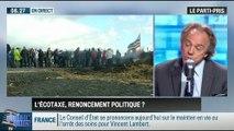 """Le parti pris d'Hervé Gattegno : Ecotaxe : """"Le gouvernement roule à contre-sens"""" – 24/06"""