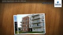 Location Appartement, Lens (62), 590€/mois