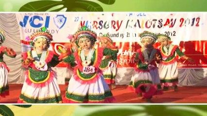 Muthu kudakal -Group Dance Of Kids - Nursury Kalolsavam
